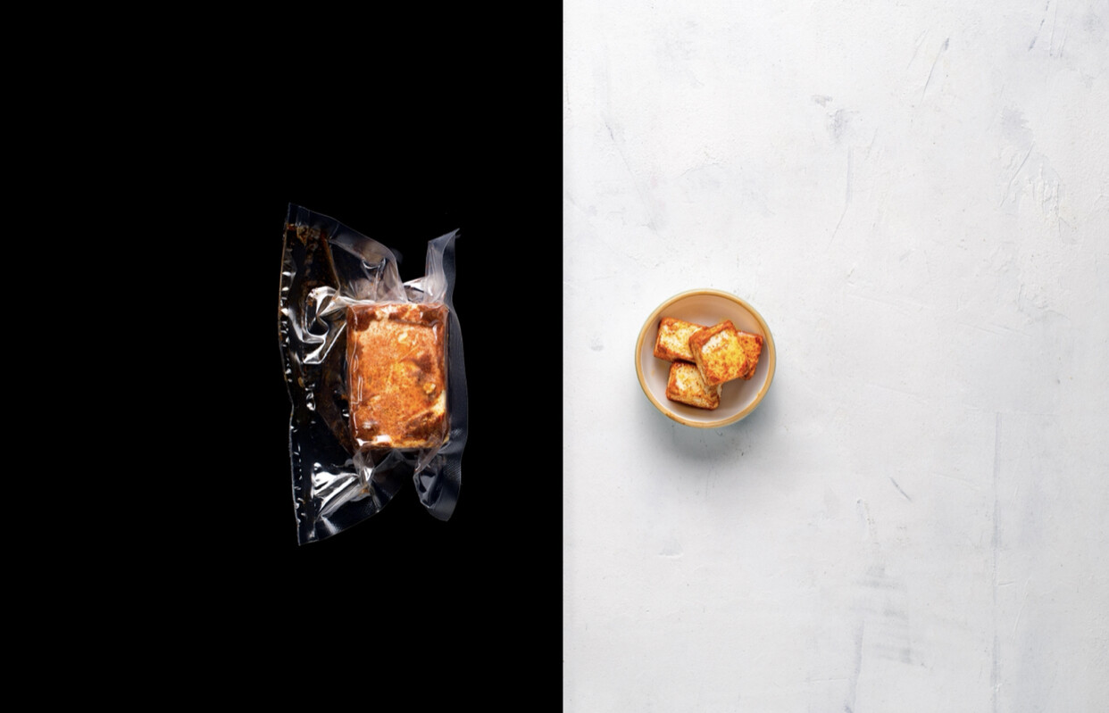 Масло вершкове з паприкою, 100г