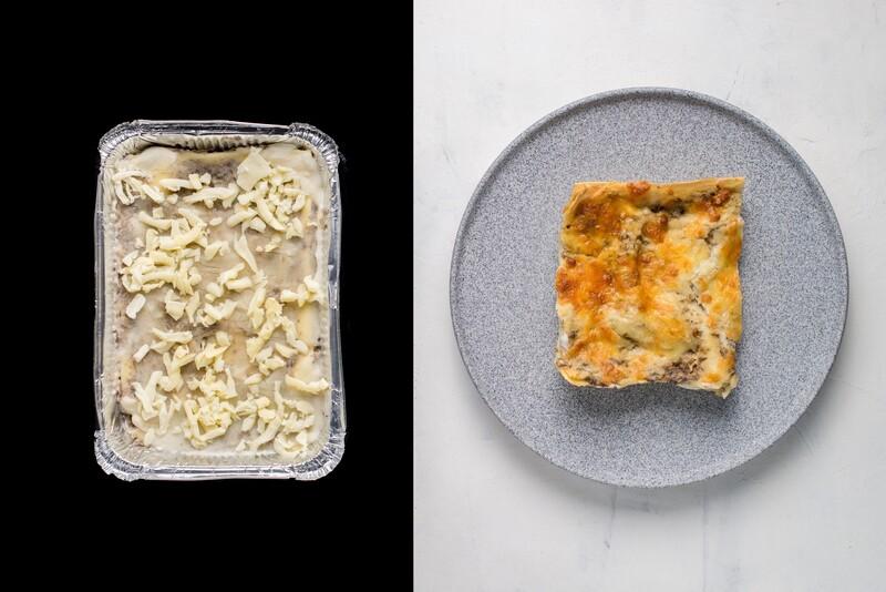 Гатто Італійська картопляна запіканка  з курячим фаршем с/м 820г