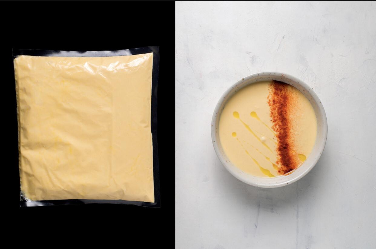 Крем-суп сирний, 1000г
