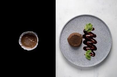 Шоколадний фондан с/м 80г