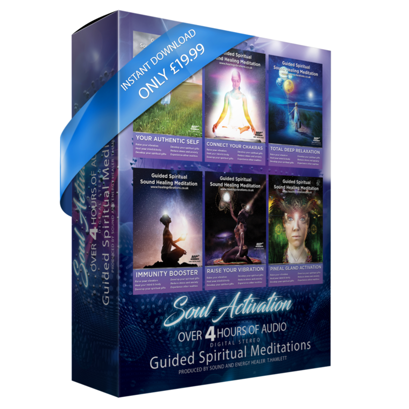 Soul Activation Meditation Pack ( LIMITED LOCKDOWN PRICE )