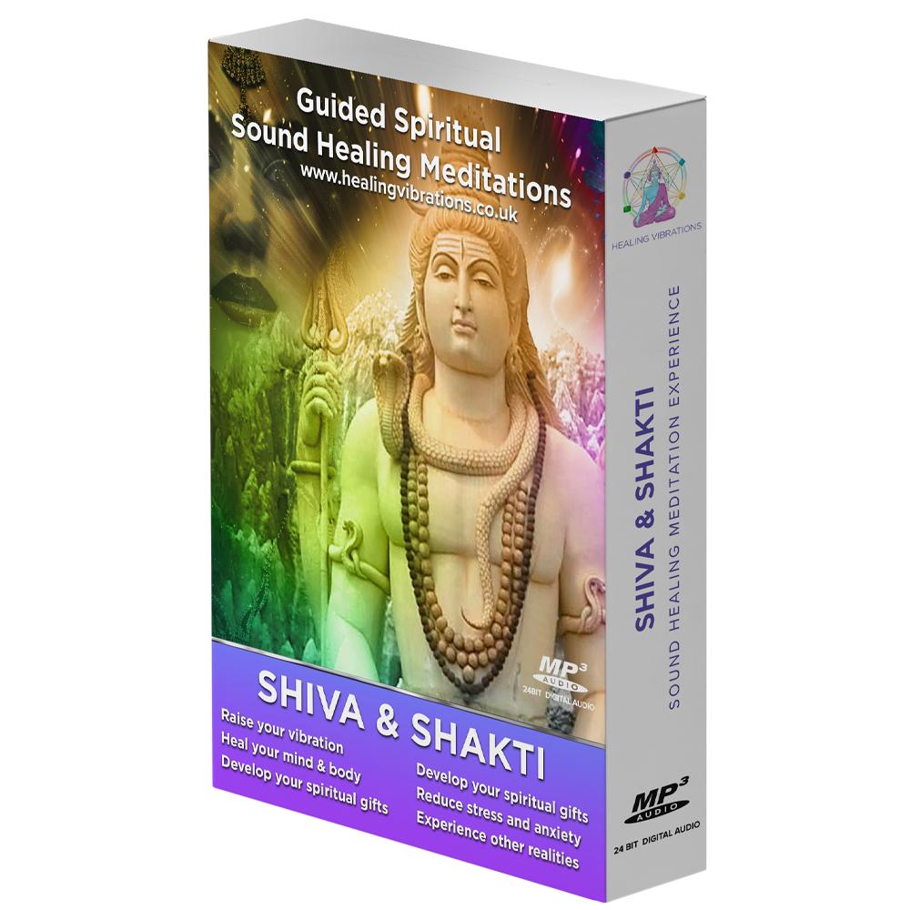 Shiva and Shakti Union Meditation