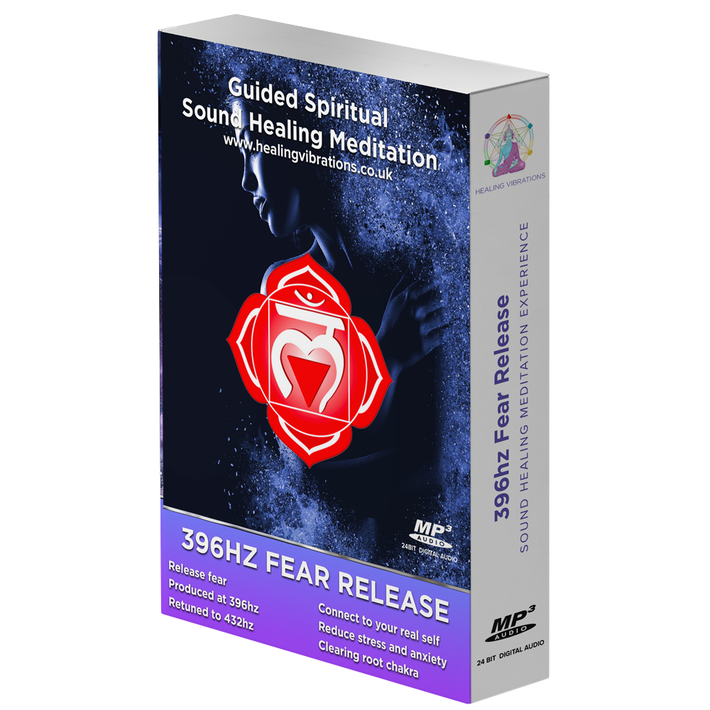 Fear and Trauma Release 396hz Root Chakra
