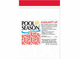 POOLSEASON 5# ALKALINITY UP POUCH