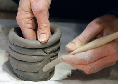 Introducción a la cerámica. Capitulo 1: Técnica de Cuerda