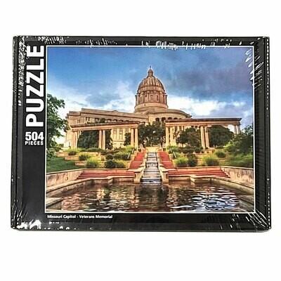 Missouri State Capitol - Puzzle
