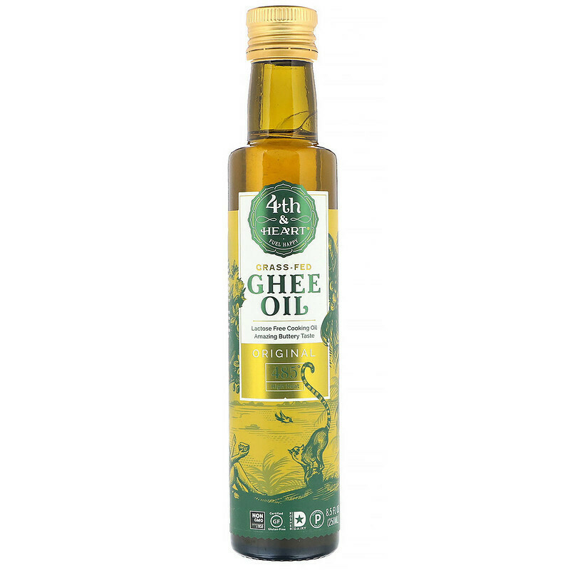 4th & Heart  Ghee Oil