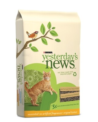 YESTERDAYS NEWS REG UNSCENTED 13.6KG