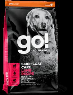 GO! SKIN & COAT LAMB DOG  25LB.