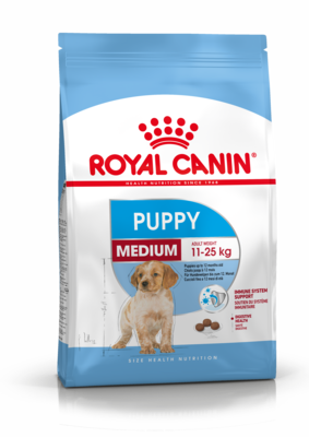 RC CHN MED PUPPY 6LB.