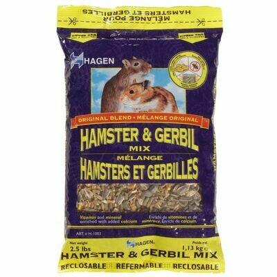 HAMSTER/GERBIL SEED 5LBS.