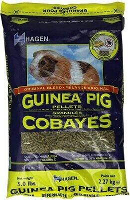 HAGEN GUINEA PIG FOOD 2.27KG.
