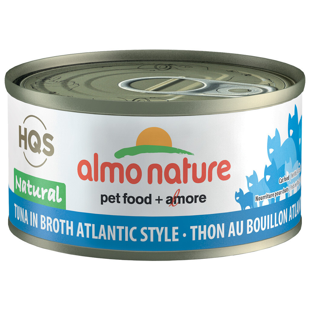 ALMO NATURE ALANTIC TUNA 70GM.