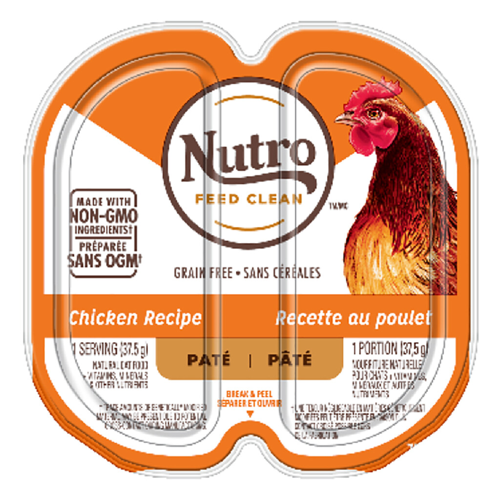 NUTRO CAT P.P CHICKEN PATE 2.65OZ.