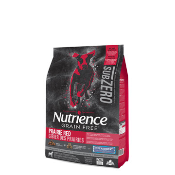 NUTRIENCE SUBZERO DOG PRARIE RED 5KG.