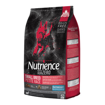 NUTRIENCE SUBZERO DOG PRARIE RED SM BREED 5KG.