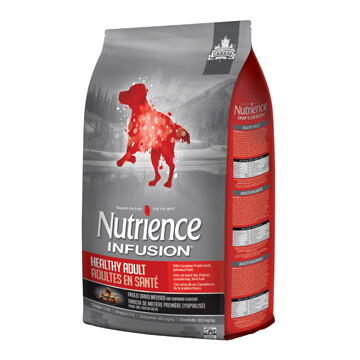 NUTRIENCE INFUSION DOG BEEF 10KG.