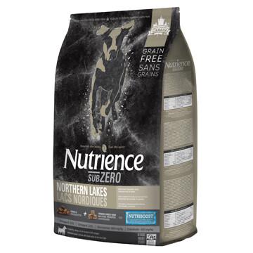 NUTRIENCE SUBZERO DOG NORTHERN LAKES SM BREED 5KG.