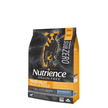 NUTRIENCE SUBZERO DOG FRASER VALLEY 5KG.
