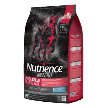 NUTRIENCE SUBZERO DOG PRARIE RED LG BREED 10KG.