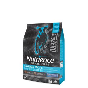 NUTRIENCE SUBZERO DOG CANADIAN PACIFIC 5KG.