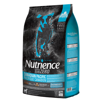 NUTRIENCE SUBZERO DOG CANADIAN PACIFIC 10KG.