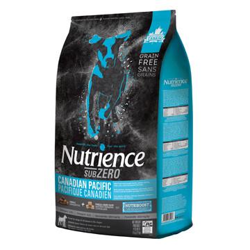 NUTRIENCE SUBZERO DOG CANADIAN PACIFIC 10KG.