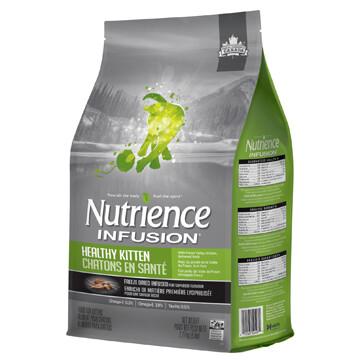 NUTRIENCE INFUSION CAT CHICKEN KITTEN 2.27KG.