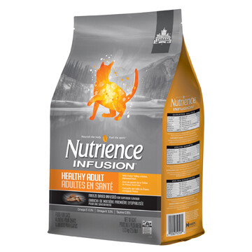 NUTRIENCE INFUSION CAT CHICKEN ADULT 2.27KG.