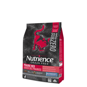 NUTRIENCE SUB ZERO CAT PRARIE RED 5KG.