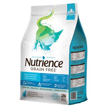 NUTRIENCE GF CAT OCEAN FISH ADULT 2.5KG.