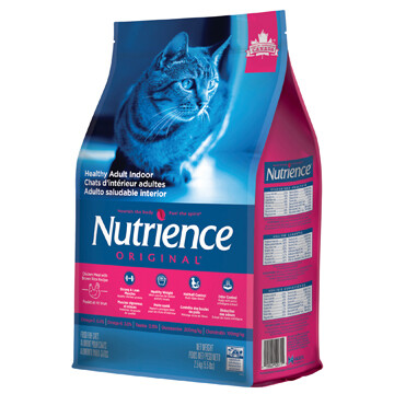 NUTRIENCE ORIGINAL CAT INDOOR 2.5KG.
