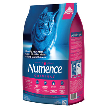 NUTRIENCE ORIGINAL CAT INDOOR ADULT 5KG.