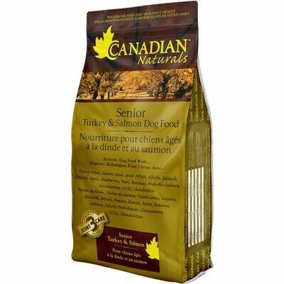CANADIAN NATURALS DOG TURKEY & SALMON SENIOR 6.8KG.