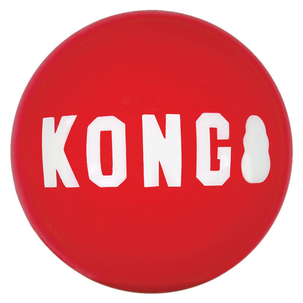 KONG SIGNATURE RED BALLS-SM