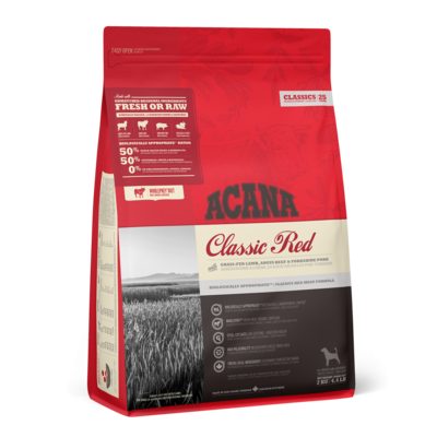 ACANA CLASSICS DOG CLASSIC RED 2KG.