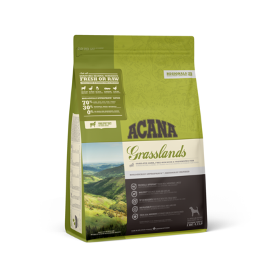 ACANA REGIONALS DOG GRASSLANDS 2KG.