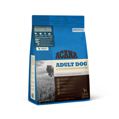 ACANA HERITAGE DOG ADULT 2KG.
