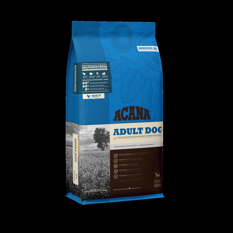 ACANA HERITAGE DOG ADULT 11.4KG.