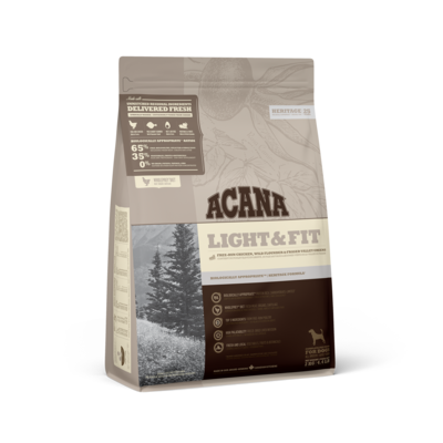 ACANA HERITAGE DOG LIGHT & FIT 2KG.