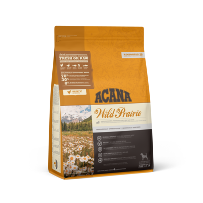 ACANA REGIONALS DOG WILD PRARIE 2KG.