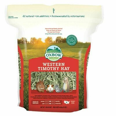 OXBOW TIMOTHY HAY 15OZ