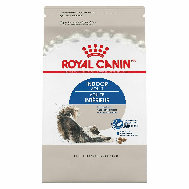 ROYAL CANIN CAT INDOOR 3.18KG.