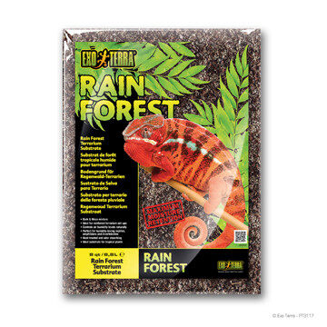 EXO TERRA RAIN FOREST TERRARIUM SUSTRATE 8.8L