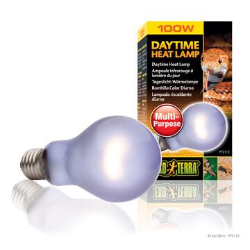 EXO TERRA DAYTIME HEAT LAMP  100W
