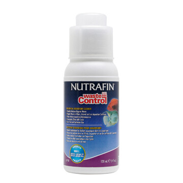NUTRAFIN WASTE CONTROL BIO CLEANER 120ML.