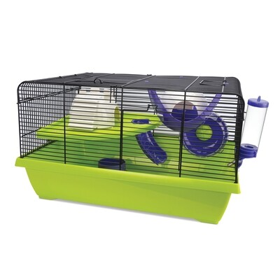 LIVING WORLD DWARF HAMSTER CAGE-RESORT