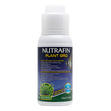 NUTRAFIN PLANT GRO MICRO NUTRIENT 120ML.