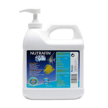 NUTRAFIN AQUA PLUS TAP WATER CONDITIONER 2L.