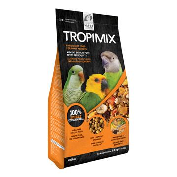 TROPIMIX FOR SMALL PARROTS 1.8KG